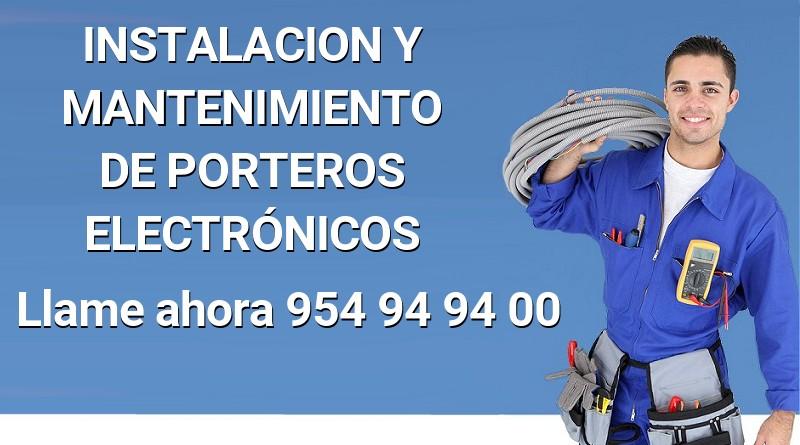 Instalador-Reparador-Porteros-Electronicos Cano Group