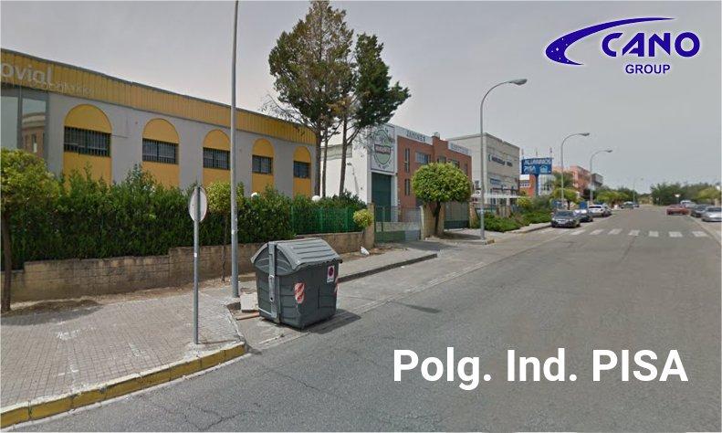 Mairena del Aljarafe Polg. Pisa Cano Group