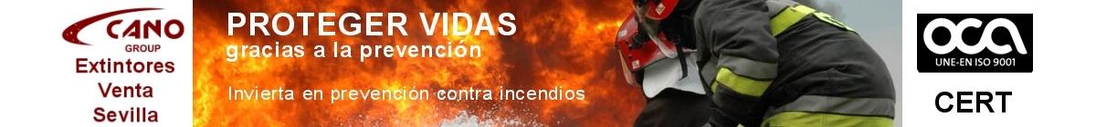 Extintores en Sevilla - Cano Group