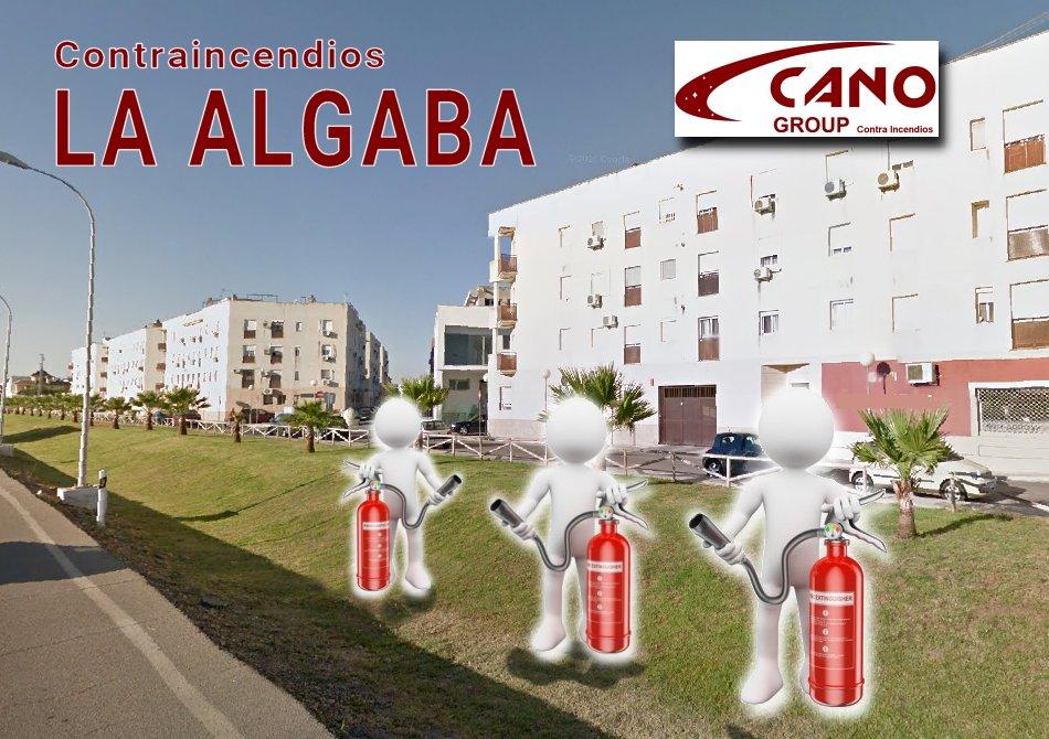 La Algaba Extintores Cano Group