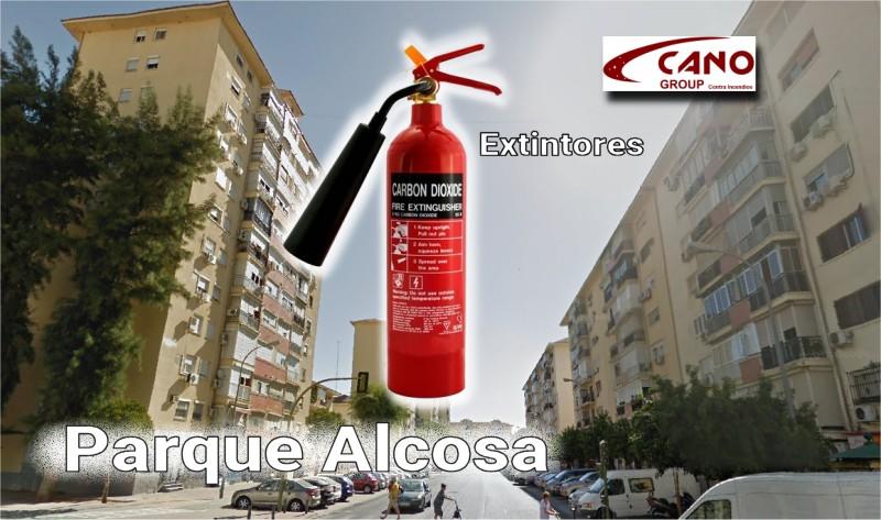 Sevilla Parque Alcosa Extintores Cano Group