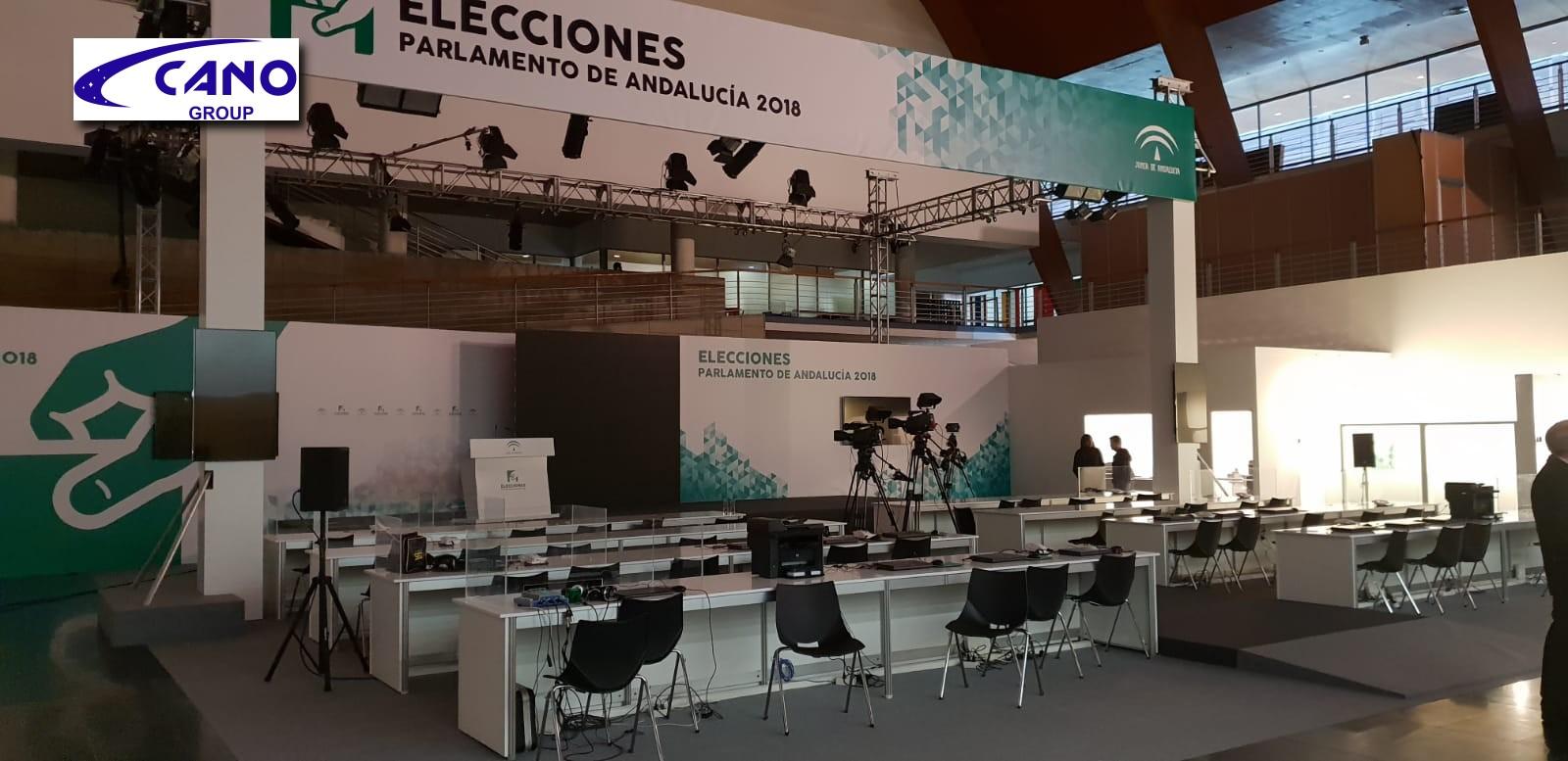 Elecciones Andaluzas preparativos 3