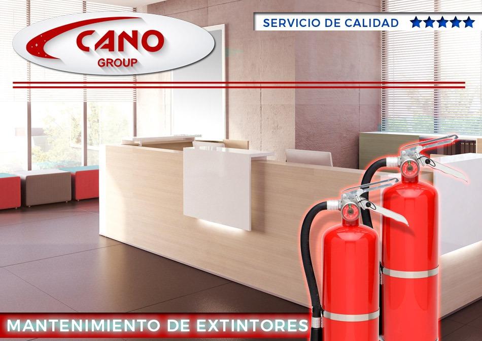 Contrato Extintores Mantenimientos